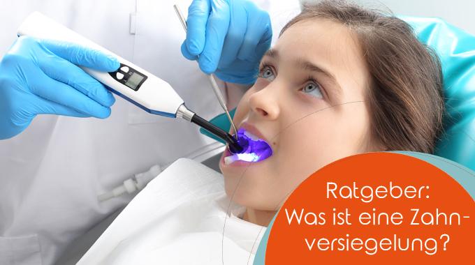 Ratgeber: Was Ist Eine Zahnversiegelung?
